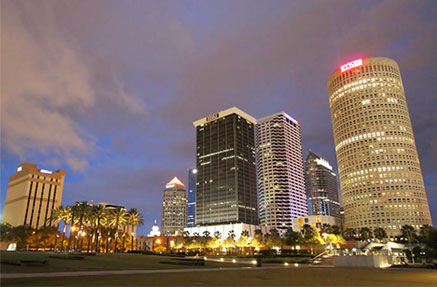 Tampa Bay Downtown